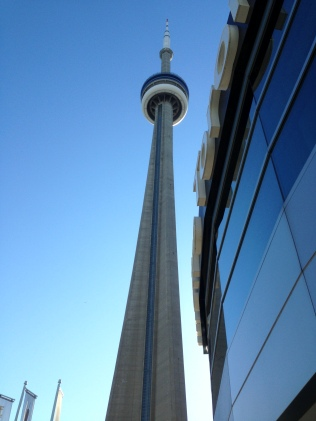 CN Tower by day...